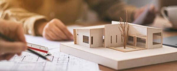 immobilier sur plan